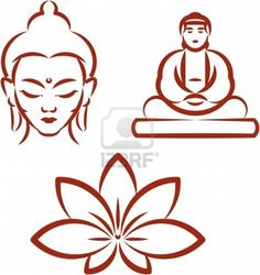 Simple diff buddha