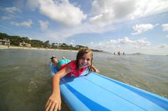 Palmetto Dunes Surf Camp 2014, Hilton Head Island