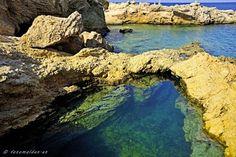 The bridge over the water Greek Islands, More Photos, Beautiful Images, Greece, Bridge, Europe, Water, Outdoor, Greek Isles