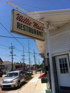 Willie Mae's Scotch House   New Orleans, La. - Best Fried Chicken Ever!!!
