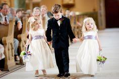 Pajecitos de boda <3