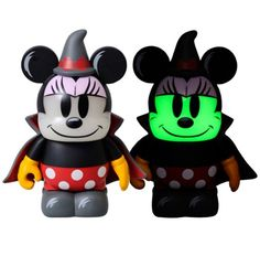 Halloween vinylmation- Minnie