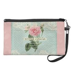 Vintage Pink Roses and French Writing Wristlet lowest price for you. In addition you can compare price with another store and read helpful reviews. BuyShopping          Vintage Pink Roses and French Writing Wristlet Review on the This website by click the button below...