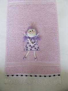 Toalha de boneca   Atelie Artelaine   Elo7