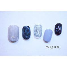 """311 Likes, 4 Comments - mirka. (ミルカ) (@mirka.nail) on Instagram: """"new!! . . #mirkanail#nail#nails#nailart #ショートネイル#ネイル#ネイルデザイン#ネイルアート"""""""
