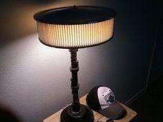 air filter lamp