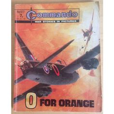 Commando Comic Picture Library #977 War Action Adventure
