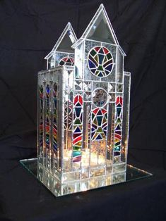 Glass Church - from Delphi Artist Gallery