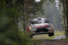 Citroën WRC - Finland 2014