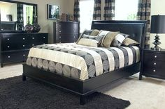 Memphis E King Bed | Mor Furniture for Less | Master bathroom ...