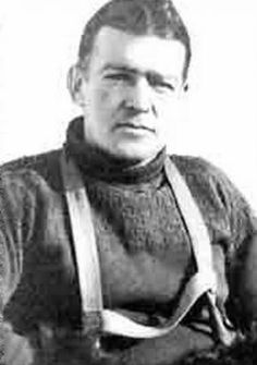 Sir Ernest Shackleton, arguably the most gifted explorer and leader of all times