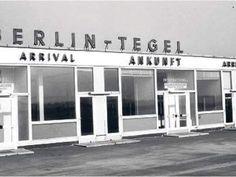 Berlin-Tegel....damals....