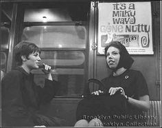 These NYC Subway Portraits From The '60s Are Marvelous
