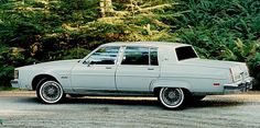 1982 Oldsmobile Ninety-Eight Regency Sedan