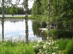 Beautiful & pristine Finnish lakeland