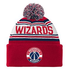 14586b703 Washington Wizards Cuffed Knit Hats Houston Rockets Hat
