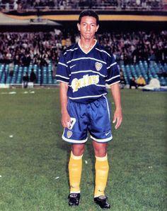 Nolberto Solano - Boca Juniors
