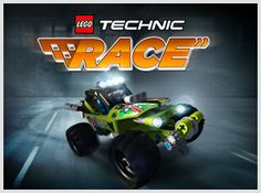 Download #LEGO Technic Race for iOS and Android now! #Amuzo #mobilegames