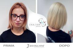 #bleaching #hair #blonde #decolorazione #capelli #biondo #oxilockplasma #jeanpaulmynè