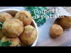 Popette di patate, facili e sfiziose - YouTube