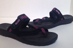Skechers Outdoor Living Athletic Sandals Size 10 #Skechers #SportSandals #WalkingHiking