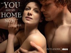 """You are my home now."" Jamie"