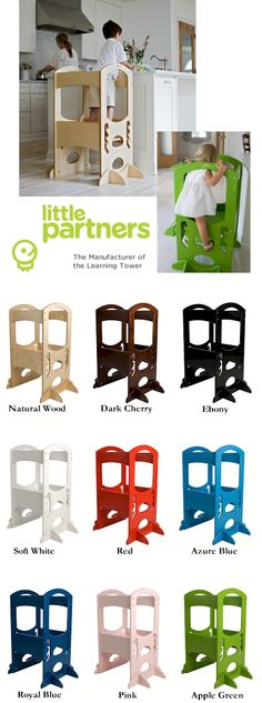 Kids Safety The Learning Tower Step Stool is one of our favorite safety products for the kitchen. So many kids get hurt due to falls from chairs, counter-tops and tables. Learning Tower, Leelah, Kitchen Helper, Baby Safety, Kids Safety, Life Hacks, Toddler Learning, Baby Time, Cool Baby Stuff