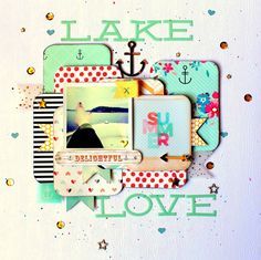 Something From Cassie: Lake Love