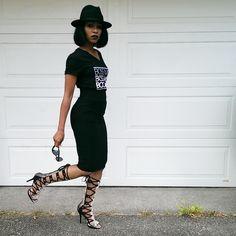 BOSSMOM Nation: Keisha Cameron — CLOSET PIECE