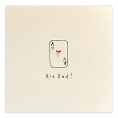 A great card for a great Dad