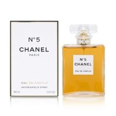 11e8c1c485f 5 by Chanel for Women-- In 1921 Chanel No. 5 is the first perfume  containing aldehydes.