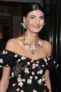 Giovanna Battaglia At Met Gala2014 - Journal - I Want To Be A Battaglia