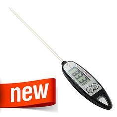 New chef remi grill thermometer best digital thermometer for all