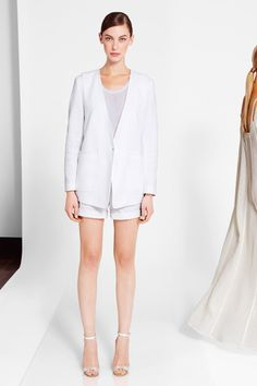 TSE Spring 2014 Ready-to-Wear Collection: simple
