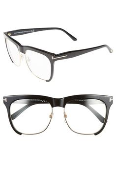 339516a0fb Tom Ford  Thea  55mm Optical Glasses available at  Nordstrom Tom Ford  Glasses Women