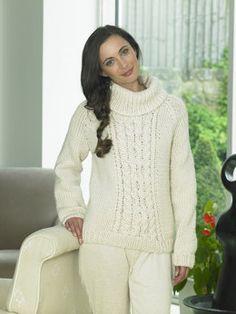 Sweater In Stylecraft Weekender Super Chunky - 8774