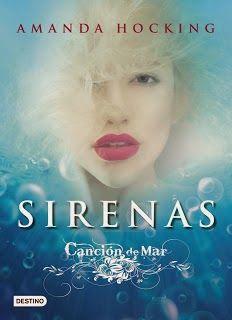 Atrapada en los Libros: Descargar PDF Sirenas Canción de Mar (Amanda Hocki...