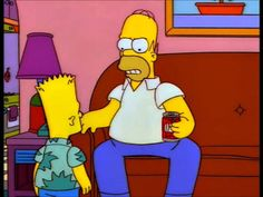"""Our picks for the 30 greatest episodes of """"The Simpsons. Simpsons Episodes, Bart Simpson, Movie Tv, Fictional Characters, The Simpsons, Fantasy Characters"""