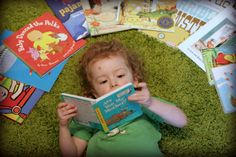 Our Favorite Books from Fun at Home with Kids - Infant, Toddler, Preschooler