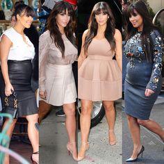 Celebrity Pregnancy Styles