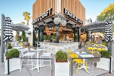 The latest scoop on a new locale.  Farm & Craft, Scottsdale restaurant…