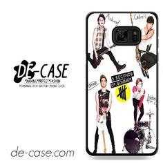 5 Seconds Of Summer 5sos Ashton Irwin Calum Hood Favim DEAL-70 Samsung Phonecase Cover For Samsung Galaxy Note 7