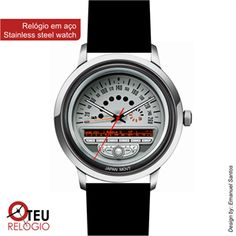 Mostrar detalhes para Relógio de pulso OTR PAINEL 014