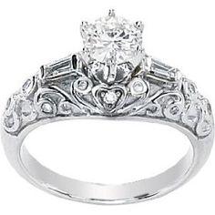 It's all about life...ENJOYZZZ!: Moissanite Diamond Rings