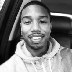 When he smiled that iconic smile. | Michael B. Jordan's 16 Most Important Instagram Posts