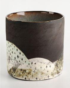 cr4tive-thinking: < Sculptural Pots // Julia Smith >