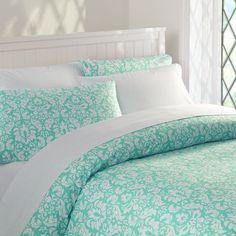 Damask Duvet Cover & Pillowcases | PBteen