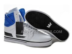 https://www.airyeezyshoes.com/supra-skytop-ii-white-blue-black-mens-shoes.html Only$63.00 SUPRA SKYTOP II WHITE BLUE BLACK MEN'S #SHOES #Free #Shipping!
