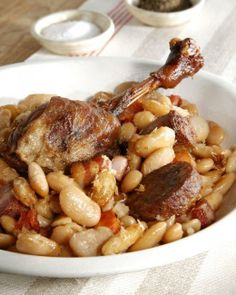 Cassoulet D'Artagnan Recipe