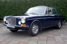 Volvo 164, old model, bought from Richard